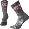 Smartwool PhD Outdoor Light Pattern Crew - Chaussettes Femme - gris